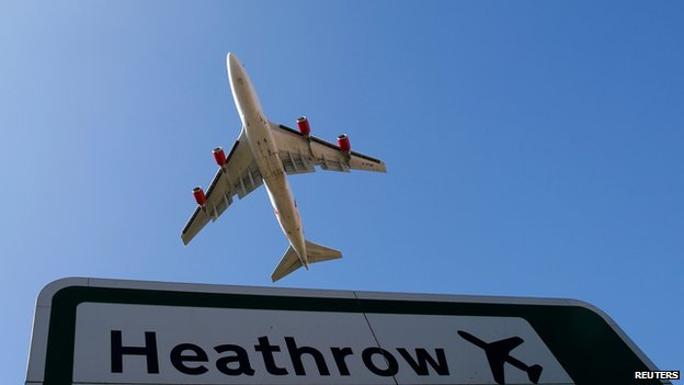 IT issues cause Heathrow disruption...