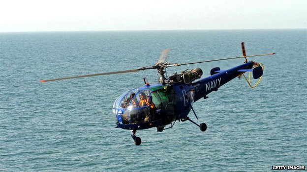 Cyclone Nilofar approaches India's Gujarat state