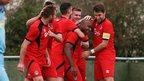 Carlisle hails Truro City momentum