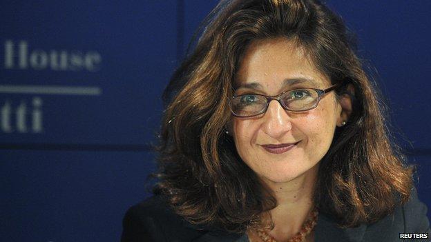 Minouche Shafik
