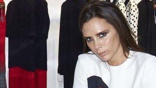 BBC News - Victoria Beckham 'wins respect' in fashion world