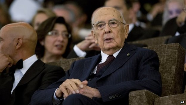 Italy president to testify at Mafia trial