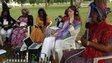 BBC World Service team speak to Nigerian women