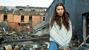 Karen Meagher as Ruth Beckett in the 1984 drama Threads