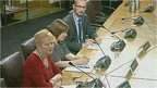 The Welfare Reform Committee take evidence on the Welfare Funds (Scotland) Bill