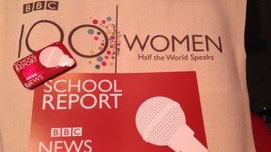 School Report and 100 Women