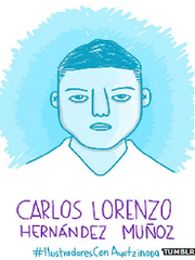 Güerogüero's portrait