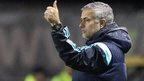 AUDIO: Chelsea were professional - Mourinho