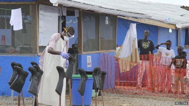 Ebola outbreak: US hails West Africa Ebola progress