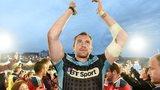 Glasgow Warriors captain Alastair Kellock