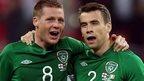 Everton pair back in Republic squad