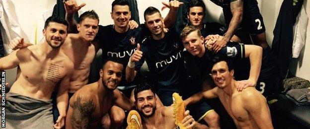 Southampton's Players