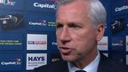 VIDEO: Players are behind me - Pardew