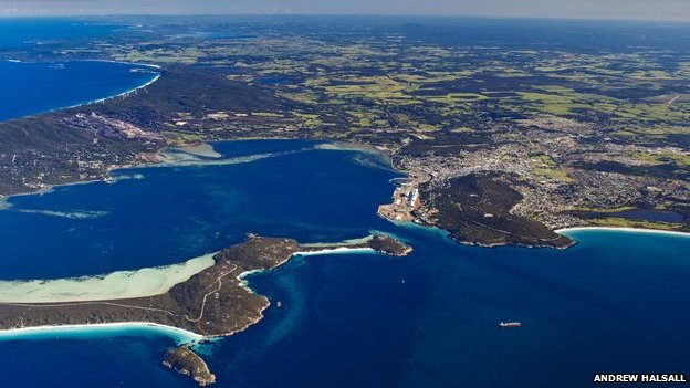 Princess Royal Harbour, Albany, is where many Australian soldiers left, never to return (c) Anmdrew Halsall