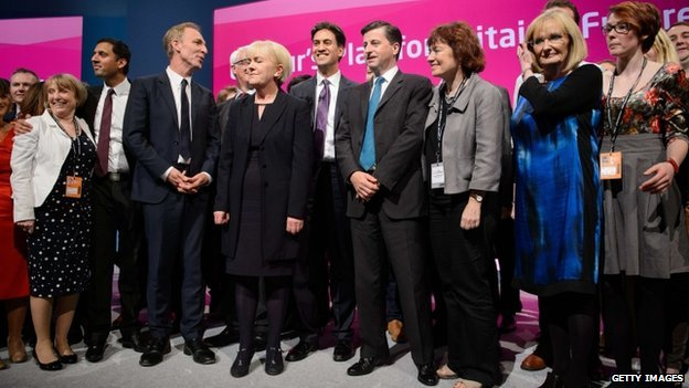 Ed Miliband and Labour leadership
