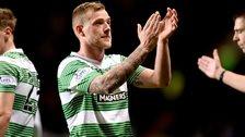 Celtic striker John Guidetti