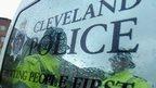 Cleveland Police vehicle