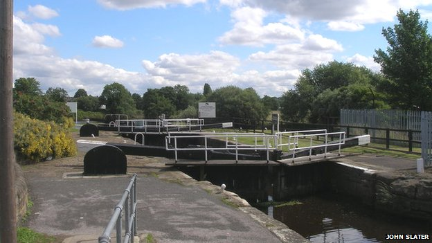 Thornes Lock