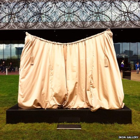 Family of Birmingham statue ready to be unveiled