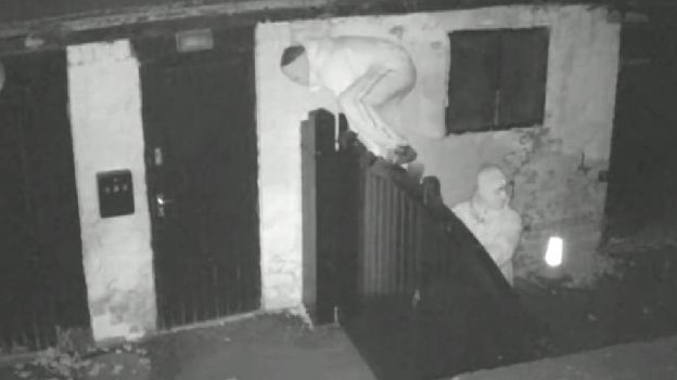 CCTV from pub