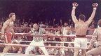 George Foreman is Muhammad Ali.