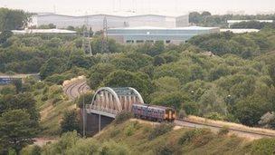 Henbury loop line