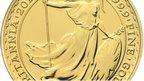 Britannia half ounce coin
