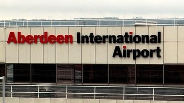 Aberdeen airport