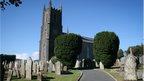 All Saints Church, Lonan