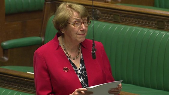 Annette Brooke MP