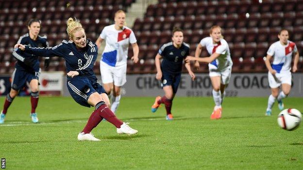 Scotland women's football team