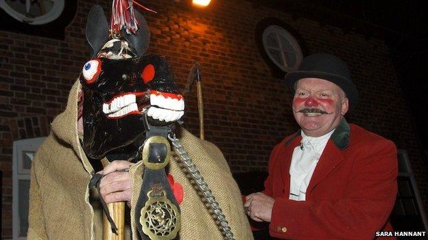 Antrobus Soulcakers' Play, Antrobus, Cheshire