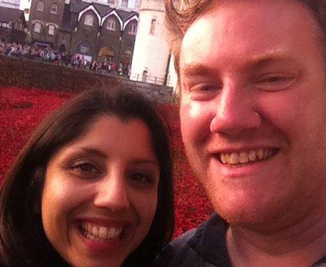 Geeta Pendse and Paul Cummins
