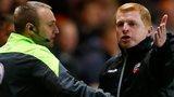 Bolton Wanderers manager Neil Lennon
