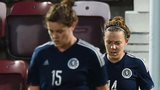 Scotland lost 2-0 in Rotterdam