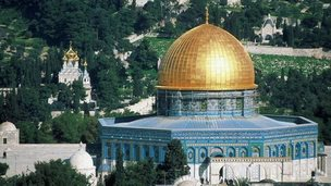 Dome of the Rock - 2001 picture
