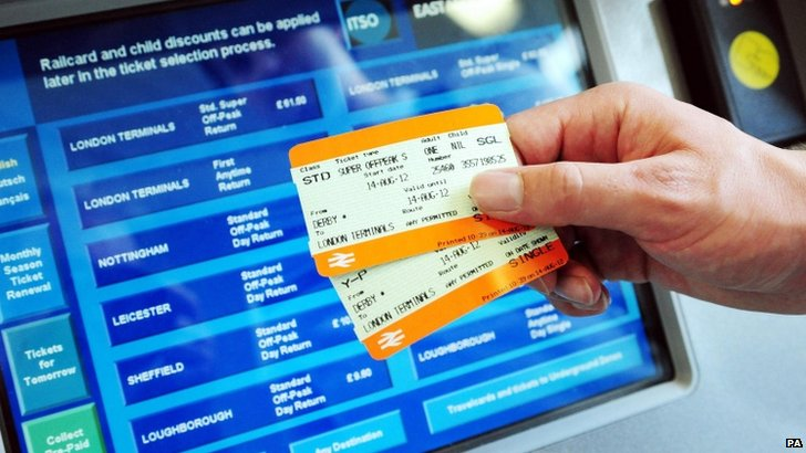 Rail Prices