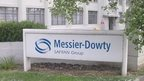Messier-Dowty sign