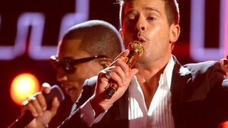 BBC News - Blurred Lines Marvin Gaye dispute to go to trial
