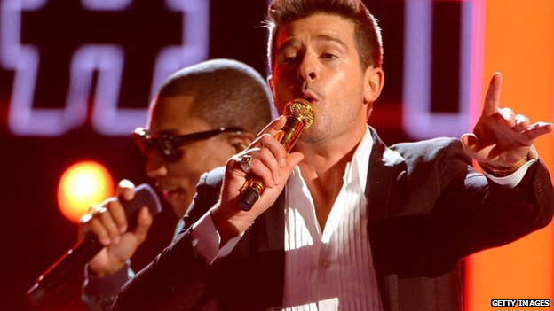 Blurred Lines dispute to go to trial...
