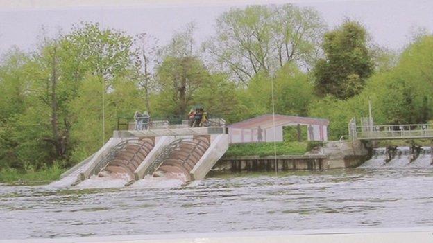 Abingdon Hydro plans