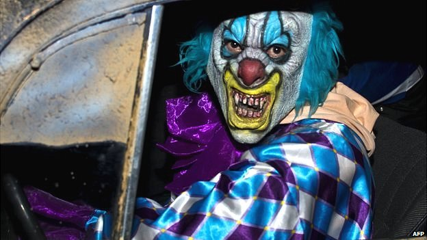 French town bans clowns after scares...