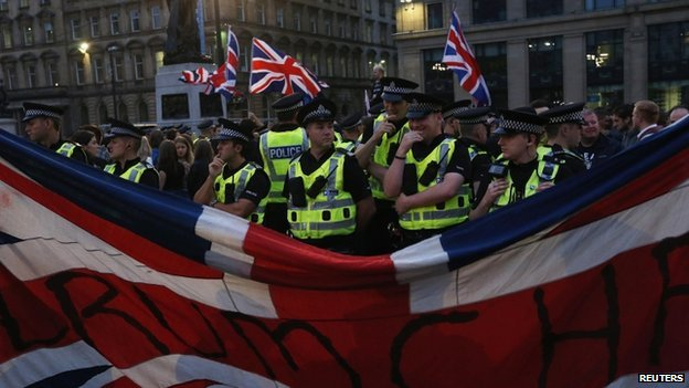 referendum protest
