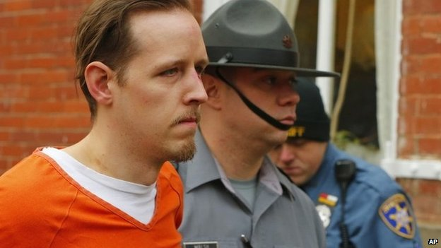 Accused manhunt killer Frein charged...