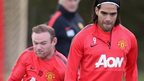 Rooney fit but Falcao out for derby