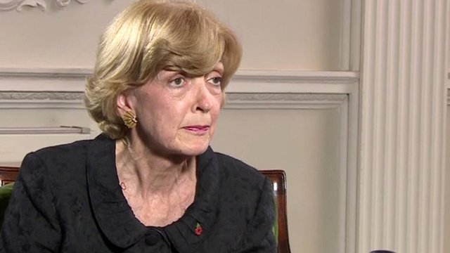 Woolf steps down from abuse inquiry...