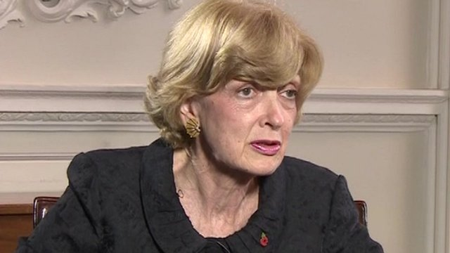VIDEO: Full interview with Fiona Woolf...