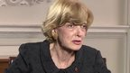 Fiona Woolf talking about her resignation