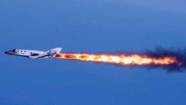 Will crash set back space tourism?...