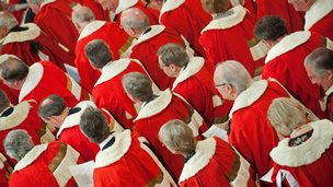 House of Lords members